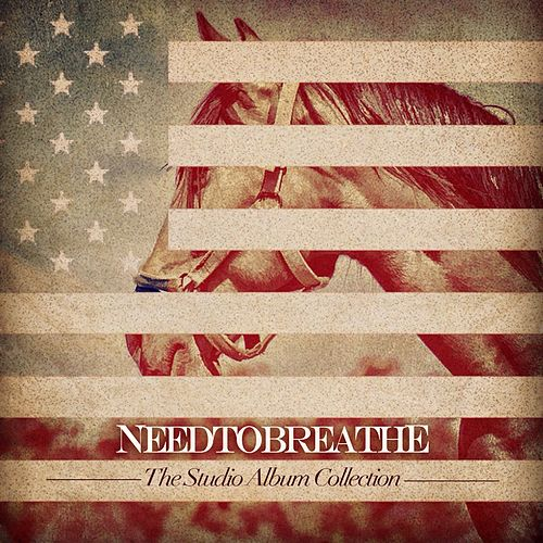 Play & Download The Studio Album Collection by Needtobreathe | Napster