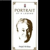 Portrait Of A Legend Vol. 4 by Amjad Ali Khan