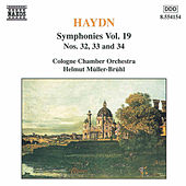 Symphonies Nos. 32, 33, and 34 by Franz Joseph Haydn