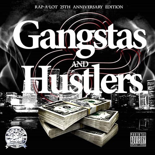 Gangstas and Hustlaz by Various Artists