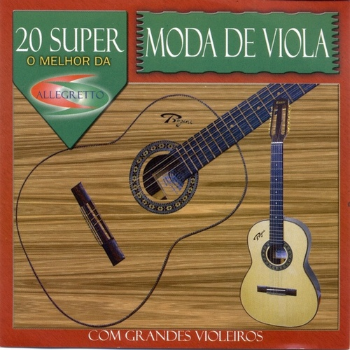 Play & Download 20 Super Modas de Viola by Various Artists | Napster