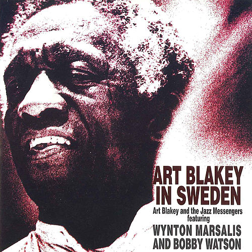 Art Blakey in Sweden by Jazz Messengers