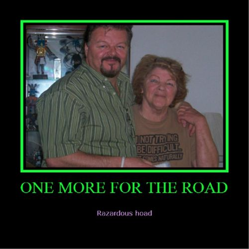 One More for the Road by Razardous Hoad