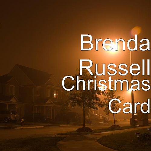 Christmas Card by Brenda Russell