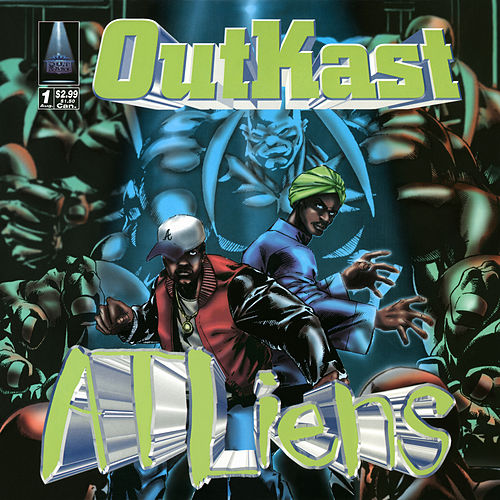 Play & Download ATLiens by Outkast | Napster
