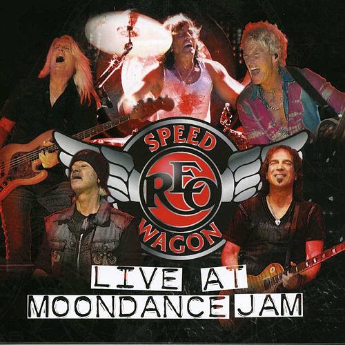 Play & Download Live at Moondance Jam by REO Speedwagon | Napster