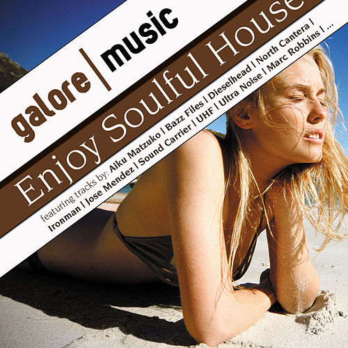 Enjoy Soulful House ! Vol. 1 by Various Artists