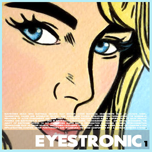 Play & Download Eyestronic 1 by Various Artists | Napster