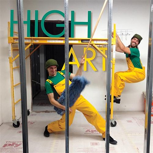 Play & Download High Art by The Living Earth Show | Napster