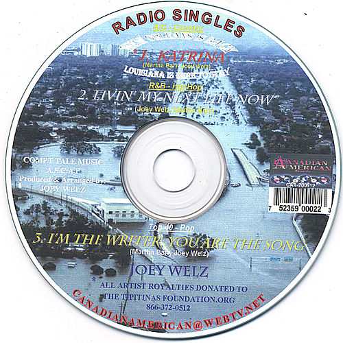 Play & Download Radio Singles/Katrina by Joey Welz | Napster