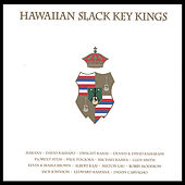 Hawaiian Slack Key Kings by Various Artists