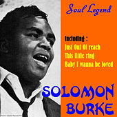 Play & Download Soul Legend: Solomon Burke by Solomon Burke | Napster