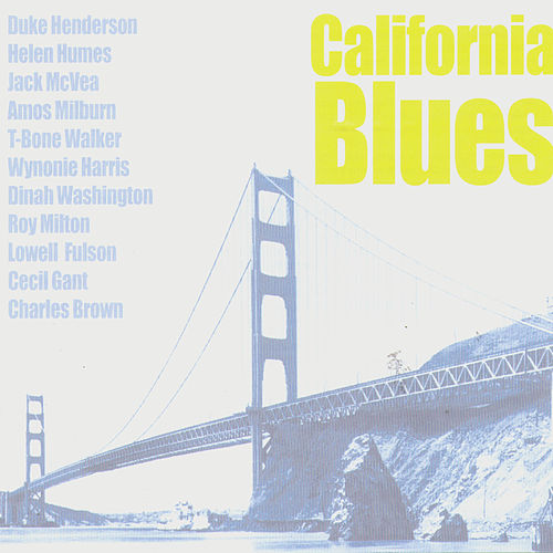 California Blues by Various Artists