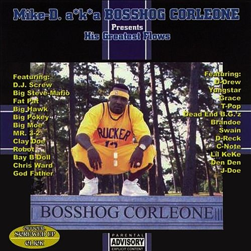 Greatests Flows (Bosshog Corleone) by Various Artists