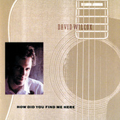 Play & Download How Did You Find Me Here by David Wilcox | Napster