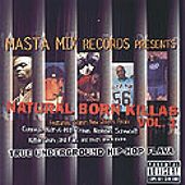 Natural Born Killas Vol. 1 by Various Artists