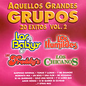 Play & Download Aquellos Grandes Grupos: 20 Exitos, Vol. 2 by Various Artists | Napster