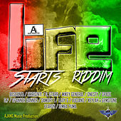 Play & Download Life Starts Riddim by Various Artists | Napster