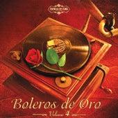 Boleros de Oro, Vol. 4 by Various Artists