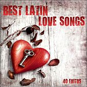 Best Latin Love Songs - 40 Exitos by Various Artists