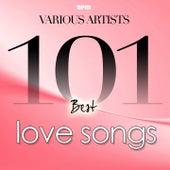 101 Best Love Songs de Various Artists