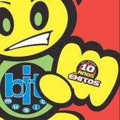 Bit Music : 10 Años de Exitos by Various Artists