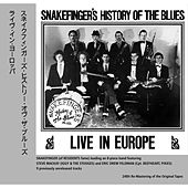 Play & Download Snakefinger's History of the Blues - Live in Europe by Snakefinger | Napster