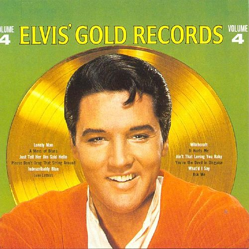 Play & Download Elvis' Gold Records Vol.4 by Elvis Presley | Napster