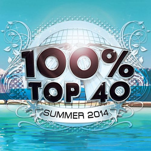 Play & Download 100% Top 40 Hits Summer 2014 by Audio Groove | Napster