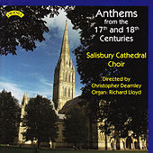 Anthems from the 17th and 18th Centuries von Various Artists