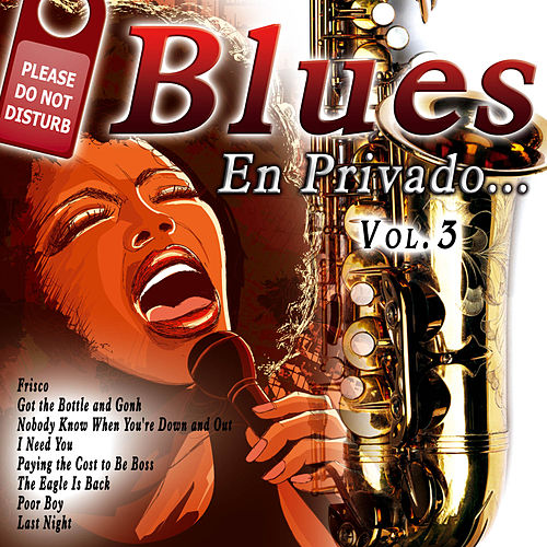 En Privado... Blues Vol. 3 by Various Artists