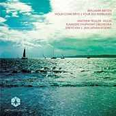 Britten: Violin Concerto & 4 Sea Interludes by Various Artists