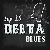 Play & Download Top 20 Delta Blues by Various Artists | Napster