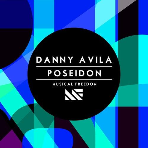 Poseidon by Danny Avila