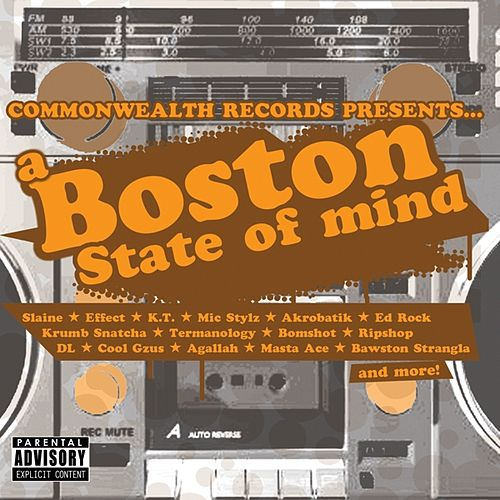Play & Download A Boston State Of Mind by Various Artists | Napster