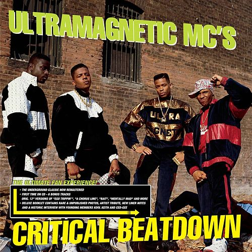 Play & Download Critical Beatdown by Ultramagnetic MC's | Napster