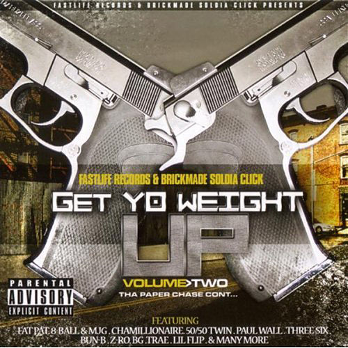 Play & Download Get Yo Weight Up Vol. 2 by Various Artists | Napster