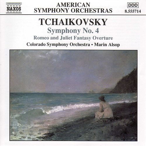 Play & Download Symphony No. 4 by Pyotr Ilyich Tchaikovsky | Napster