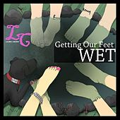 Getting Our Feet Wet by Laurel Crown