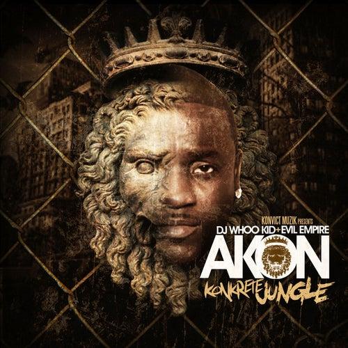 Play & Download Konkrete Jungle by Akon | Napster