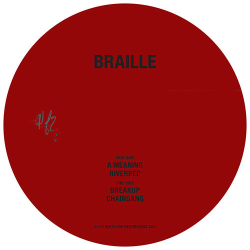 Braille EP by Braille