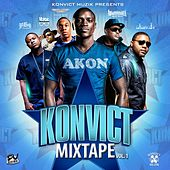 Play & Download Konvict Allstars by Akon | Napster