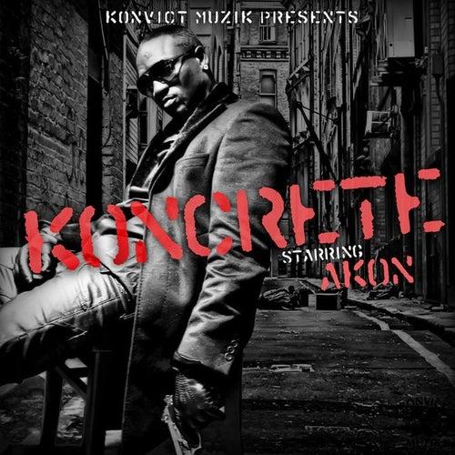 Koncrete Vol. 1 by Akon