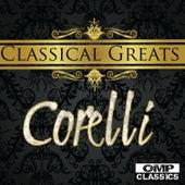 Classical Greats: Corelli von Various Artists