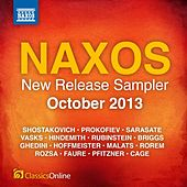 Play & Download Naxos October 2013 New Release Sampler by Various Artists | Napster