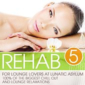 Rehab for Lounge Lovers At Lunatic Asylum, Vol. 5 (100% of the Biggest Chill Out and Lounge Relaxations) by Various Artists