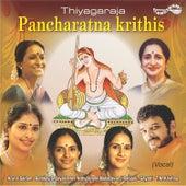 Thiyagaraja Pancharatna Krithis by Various Artists