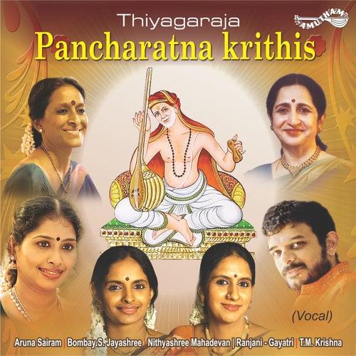 Play & Download Thiyagaraja Pancharatna Krithis by Various Artists | Napster