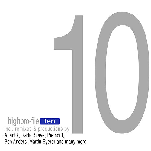 High Pro-File - Ten by Various Artists