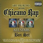Chicano Rap All Stars Box Set by Various Artists